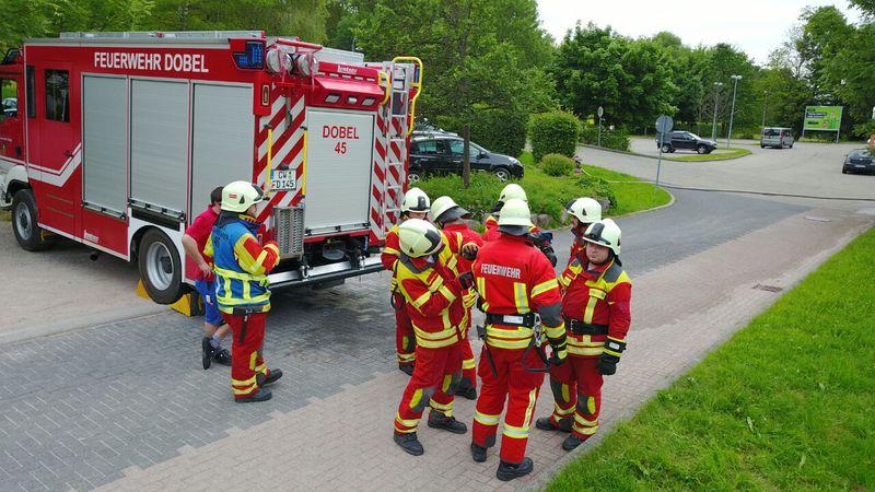 Feuerwehr Neusatz Rotensol
