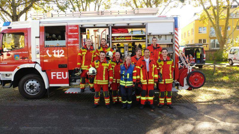 Feuerwehr Daxlanden